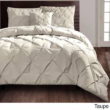 Beautify your bedroom with this sophisticated four-piece comforter ...
