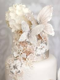 Wedding Cakes With Butterflies Images Aurora Butterfly Wedding