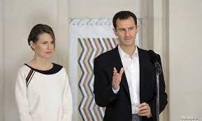 """رئيسة لسوريا؟"""".. صورة أسماء الأسد في مقر رسمي ترسم علامات استفهام"""