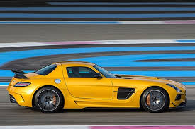 The steering is quick and alive, resulting in an angry little coupe that is reactive, fun, and more like a black series than any other amg in the lineup. Mercedes Benz Sls Amg Models And Generations Timeline Specs And Pictures By Year Autoevolution