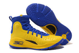 under armour shoes blue and yellow. blue yellow black under armour curry 4 classic shoes and