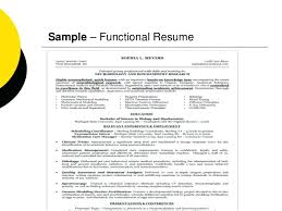 Professional Job Cover Letter Examples Canada Sample Functional