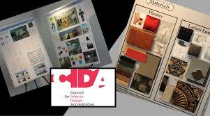 Cida Accredited Interior Design Schools Inspiration Interior Design Program Receives Reaccreditation The College Of