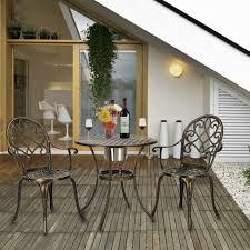 patio furniture outdoor bistro dining
