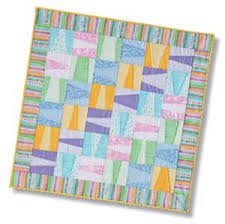 Free Baby Quilt Patterns Impressive Toddle Time FREE Pastel Version Of TemplateFree Baby Quilt Pattern