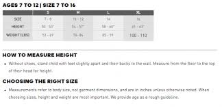 Adidas Youth Size Chart Central Football Club Powered By Goalline