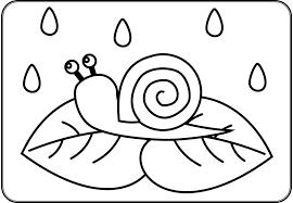 無料ダウンロード カタツムリ 塗り絵 無料の印刷用ぬりえページ