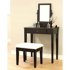 frenchi home furnishing piece expresso vanity setmh  the