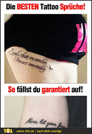 Tattoo Sprüche Lustig Marketingfactsupdates
