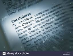 thesaurus page showing definition of word carefulness stock photo stock photo thesaurus page showing definition of word carefulness