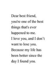 I Love My Best Friend Quotes Cool I Love My Best Friend She's The Most Beautiful Girl I've Ever Seen