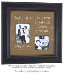 personalized picture frame father of the groom mother of the groom What Is A Good Wedding Gift For Bride personalized picture frame father of the groom mother of the groom gift wedding sign picture frame, today a groom 16x16 on etsy, $89 00 pinterest what is a good wedding gift for the bride from the groom
