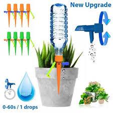 [2019 New Upgrade] <b>Automatic Watering Irrigation</b> Spike Garden ...
