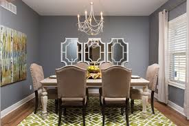 mirror for dining room wall. Decorative Mirrors For Dining Room Tall Back Chairs Table Wall Painting Carpet Light Hardwood Floors Curtains Mirror I