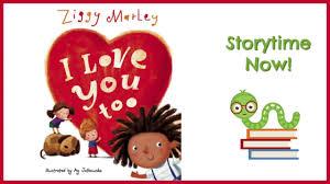i love you too by ziggy marley kids