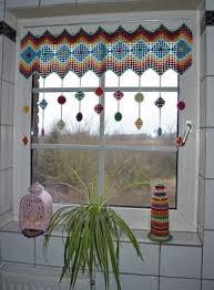 granny square curtain photo tutorial free