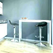 Table Haute Avec Chaise De Bar Grande Table Haute Grande Table De