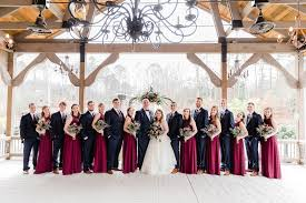 wine red wedding. Navy and Wine Red Wedding at Rockys Lake Estate in Woodstock0037