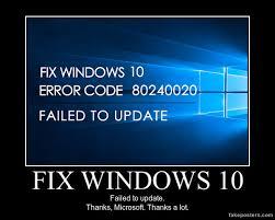 Fix Windows 10 Demotivational Poster Fakeposters Com