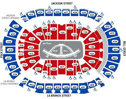 Wwe Seating Chart Toyota Center Toyota Center Seating Chart 3core Co