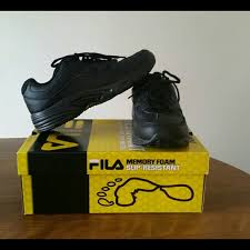 fila non slip shoes womens. fila shoes - non slip/slip resistant work slip womens