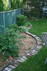Small Picture Bold And Modern Garden Border Stones Astonishing Ideas Garden