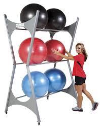 Elite Stability Ball <b>Storage Rack</b> | Power Systems