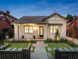 Small Picture Pavers californian bungalow house exterior with porch landscaped