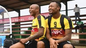 Image result for ayew brothers