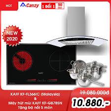 Bếp điện từ KAFF KF-FL366IC New 2020
