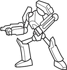 Small Picture Free Robot Coloring Pages Coloring Coloring Pages