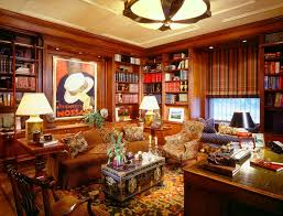 40 Classic Home Library Design Ideas Imposing Style Freshome Beauteous Classic Home Office Design Interior