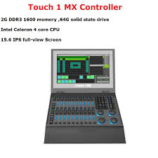 Disco Light Controller Touch 1mx Dmx Console Moving Head Light Controller Stage