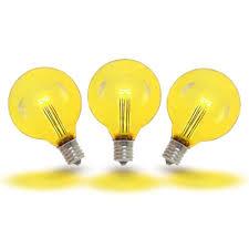 Outdoor Novelty Lights Buy Novelty Lights 25 Pack G40 Led Outdoor String Light