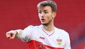 Sasa Kalajdzic vom VfB Stuttgart über sein Kopfballspiel: