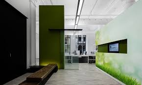 wall murals for office. View In Gallery Ultra Modern Office With Grass Wall Murals For