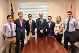wellington florida on councilman michaeldrahos welcomes wellington florida on councilman michaeldrahos welcomes tkawpb students to village hall during career shadowing day