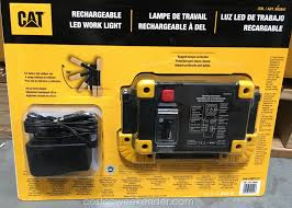 Cat Rechargeable Work Light Charger Cat Rechargeable Led Work Light Costco Weekender
