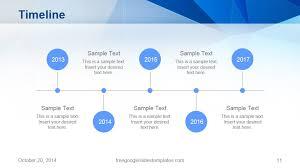 Timeline Slide Template Timeline Origami Google Slides Template Free Google Slides