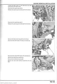 honda ncx xd motorcycle service manual repair honda nc700x xd service manual page 2
