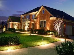 landscape lighting ideas design backyard landscape lighting