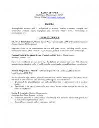 Insurance Defense Attorney Resume Sample Entertainment Lawyer