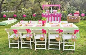 garden party table decoration ideas. decorations:outdoor table for garden party with ten white chairs along large decoration ideas t