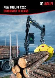 Loglift 125z Hiab Pdf Catalogs Technical Documentation
