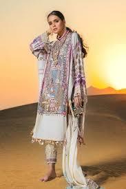 Winter Suits Design For Ladies Sana Safinaz Winter Shawl19 Designer Pakistani Suits S191 10a