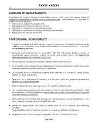 sample administrative assistant resume administrative assistant sample administrative assistant resume sample resume of executive assistant