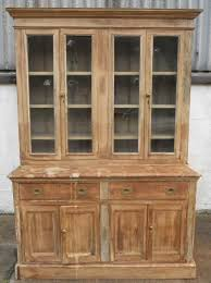 Small Picture Large Victorian Pine Kitchen Dresser Cabinet 139394