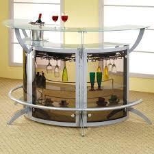 contemporary home bar furniture. Fine Furniture Home Bars Furniture Contemporary Silver Metal Glass Entertainment Bar Unit  For Interior Decor Corner   Inside Contemporary Home Bar Furniture D