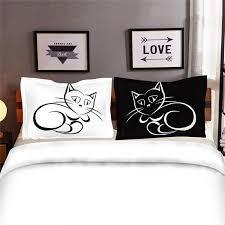 groom mr mrs hen pillowcases gift