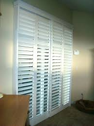 patio doors miami plantation blinds for sliding doors white plantation shutters for sliding glass patio doors